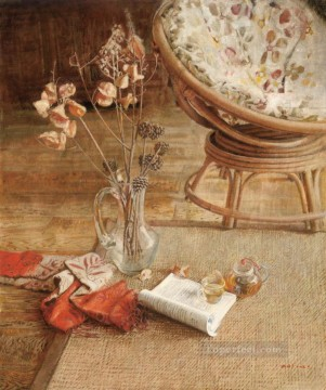 Still life Painting - quality time realism