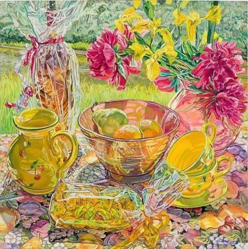 Panoply JF realism still life Oil Paintings