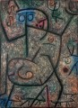 The rumors Paul Klee textured