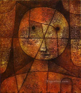 Textured Painting - Gauze Paul Klee textured