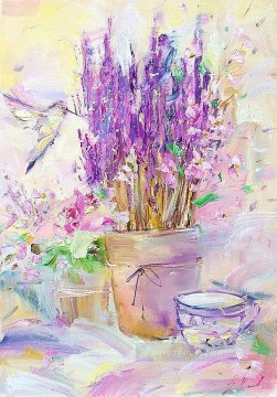 By Palette Knife 01 Oil Paintings