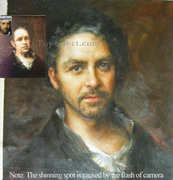 Examples of Portrait Painting - imd033 classical portrait