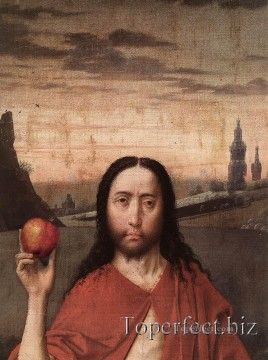 Toperfect Originals Painting - Jesus with a appled revision of classics