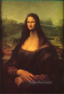 Toperfect Originals Painting - Mona lisa like a bowling revision of classics
