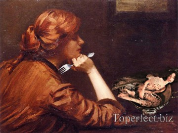 Toperfect Originals Painting - man and genius revision of classics