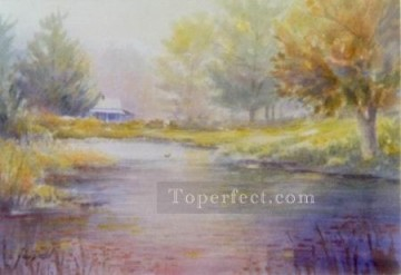Watercolor Painting - sc122 water color