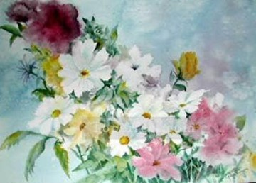 Watercolor Painting - sc027 water color