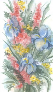 sc076s watercolor Oil Paintings