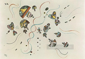 Last Wassily Kandinsky watercolour Oil Paintings