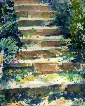 Watercolor Painting - sc089 water color