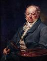 Goya painting