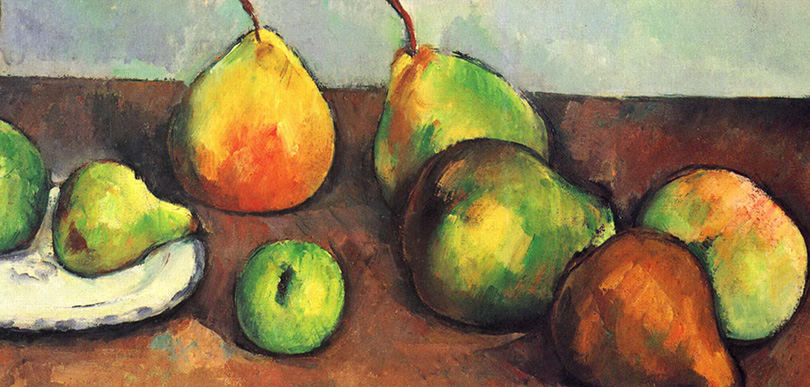 Paul Cezanne biography