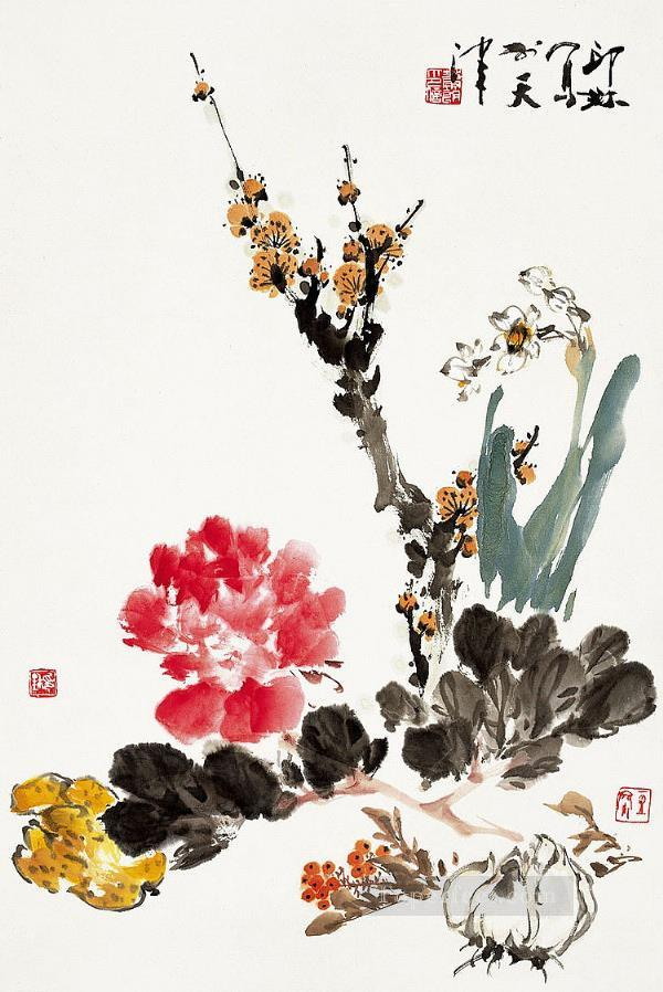 Xiao Lang 2 traditional China Oil Paintings