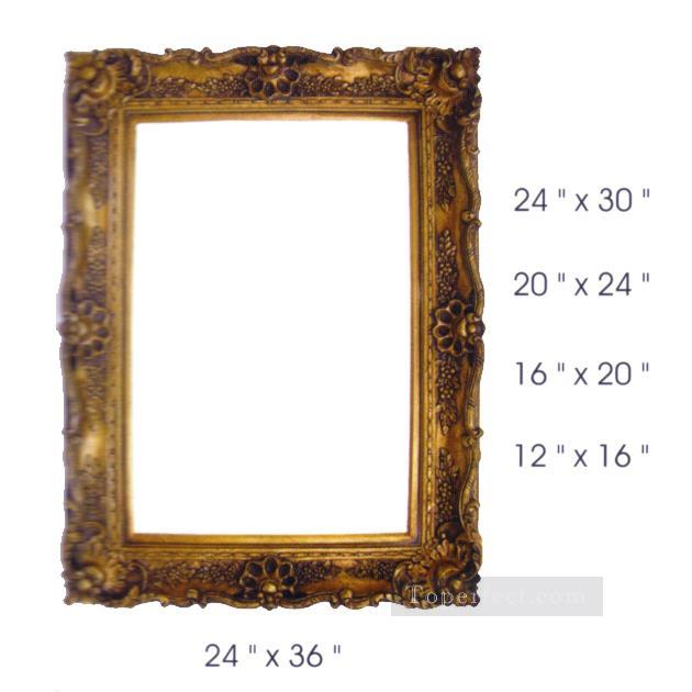 SM106 sy f05 resin frame oil painting frame photo Oil Paintings
