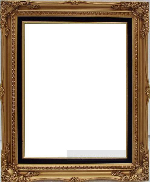 Wcf080 wood painting frame corner Painting in Oil for Sale