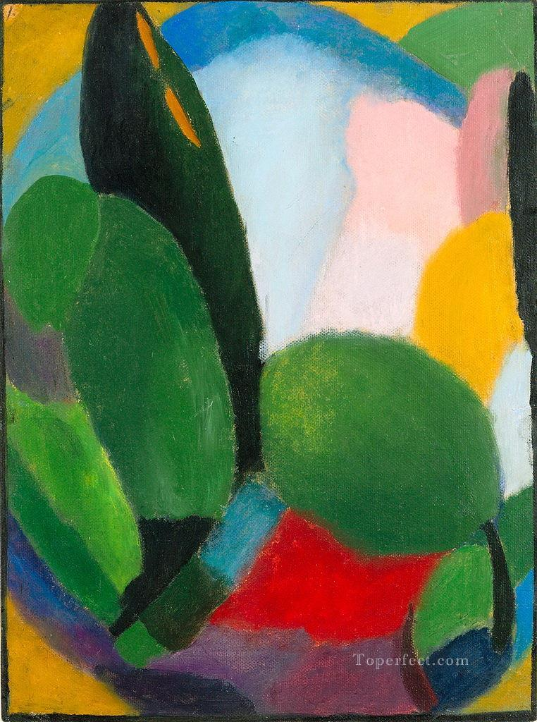 variation 1916 Alexej von Jawlensky Oil Paintings
