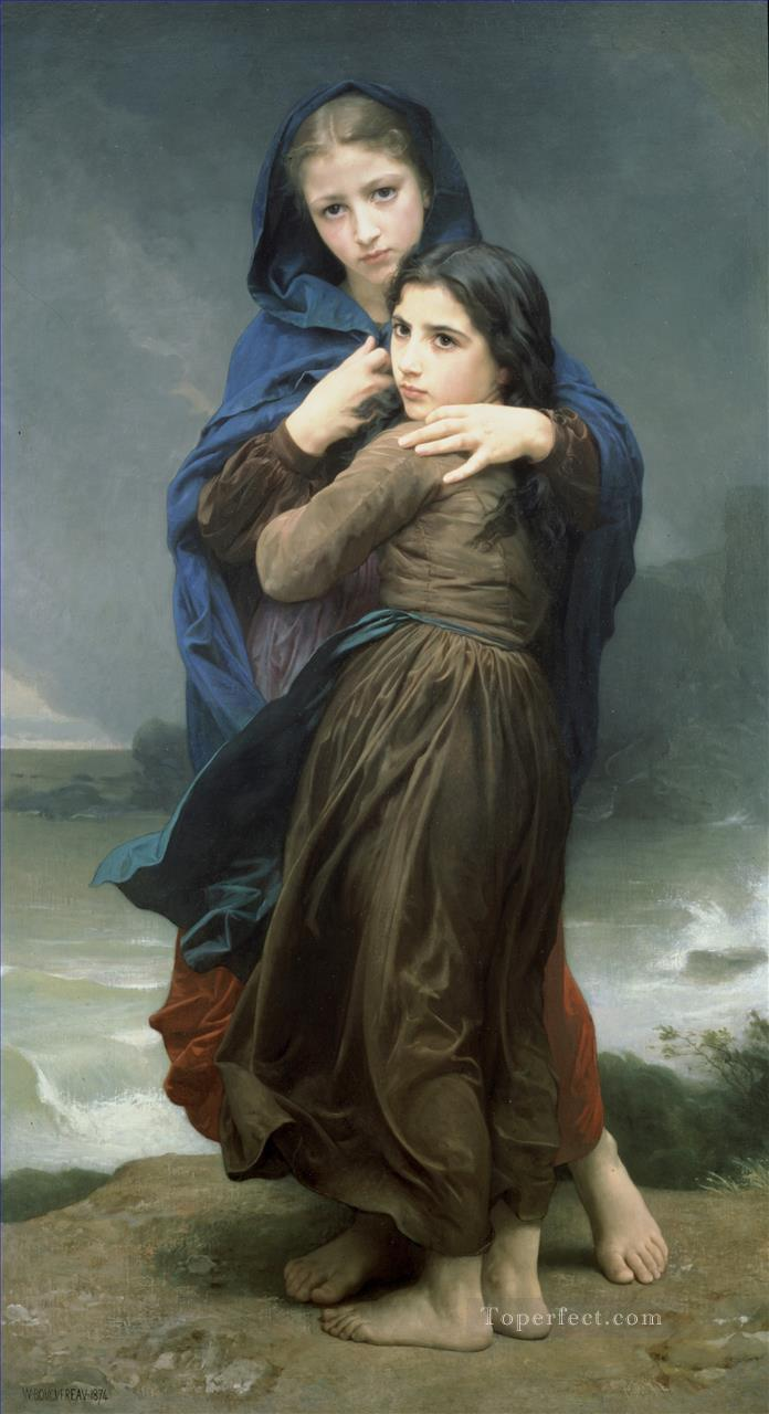 Lorage Realism William Adolphe Bouguereau Oil Paintings