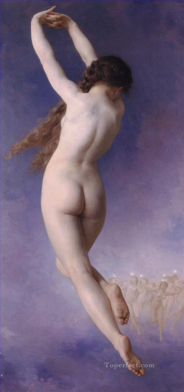 Letoile perdue William Adolphe Bouguereau Oil Paintings