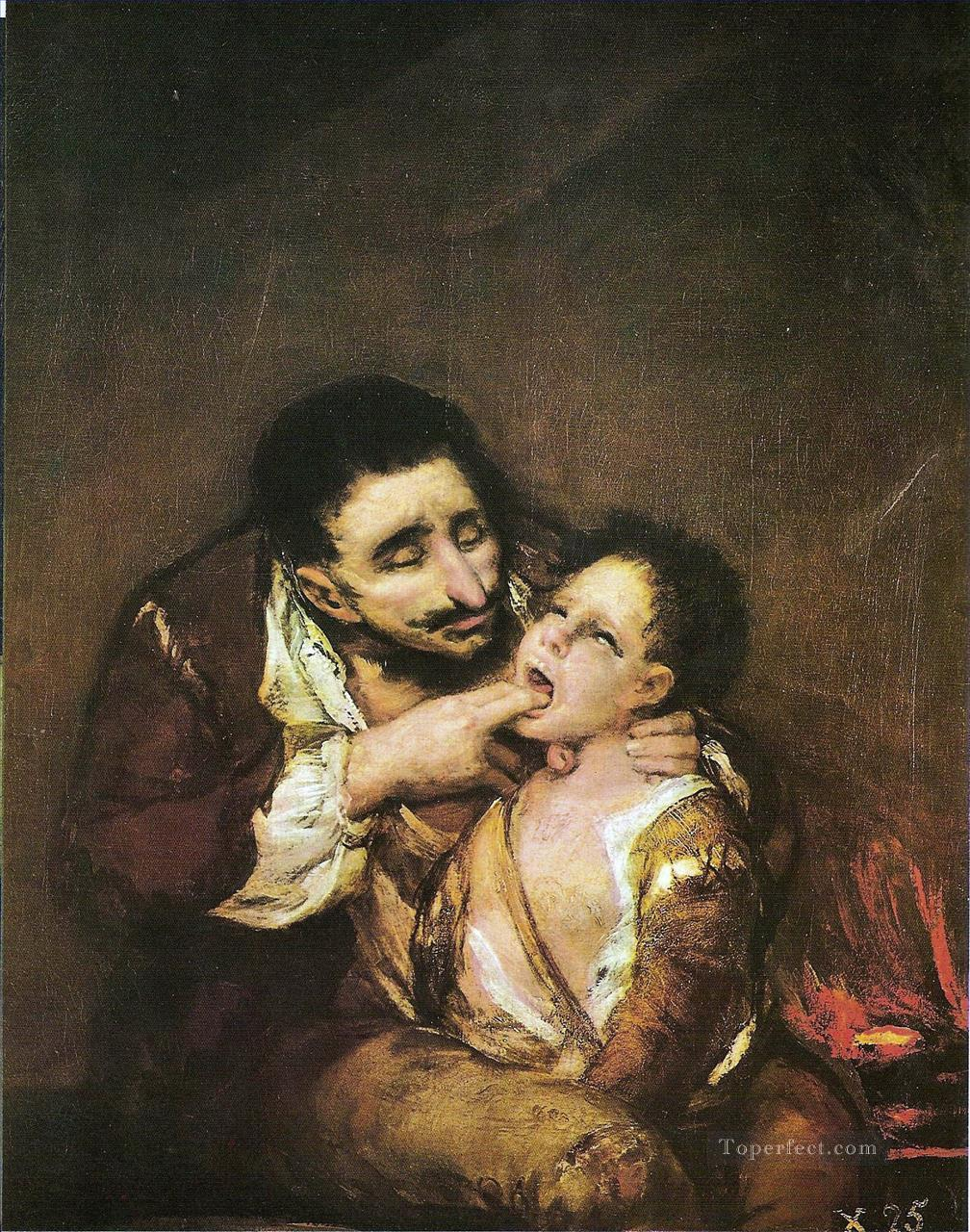 El Lazarillo de Tormes Francisco de Goya Oil Paintings