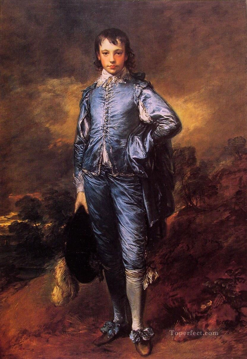 The Blue Boy Jonathan Buttall portrait Thomas Gainsborough Oil Paintings