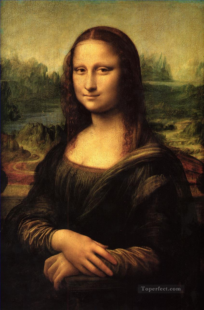 Mona Lisa Leonardo da Vinci Oil Paintings
