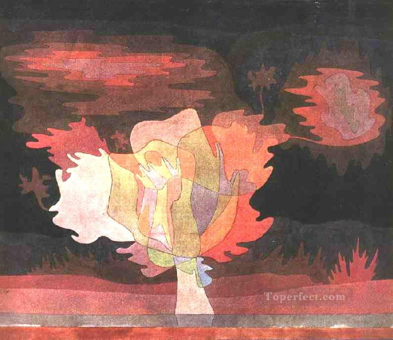 Before the snow Paul Klee Oil Paintings