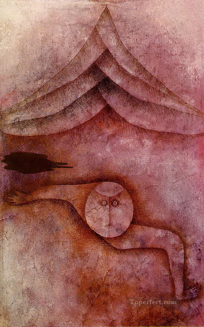 Refuge Paul Klee Oil Paintings