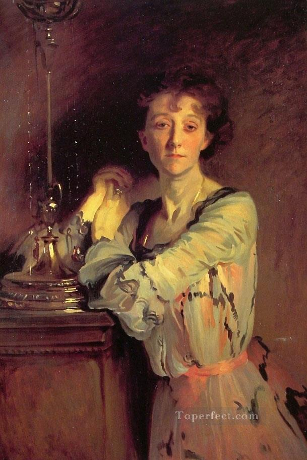 Mrs Charles Russell portrait John Singer Sargent Oil Paintings