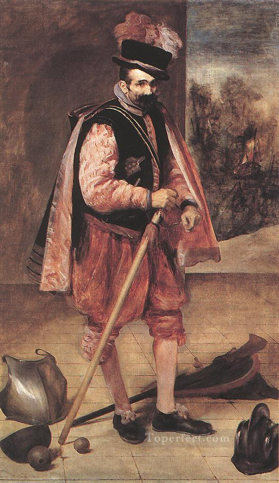 Jester Don Juan de Austria portrait Diego Velazquez Oil Paintings