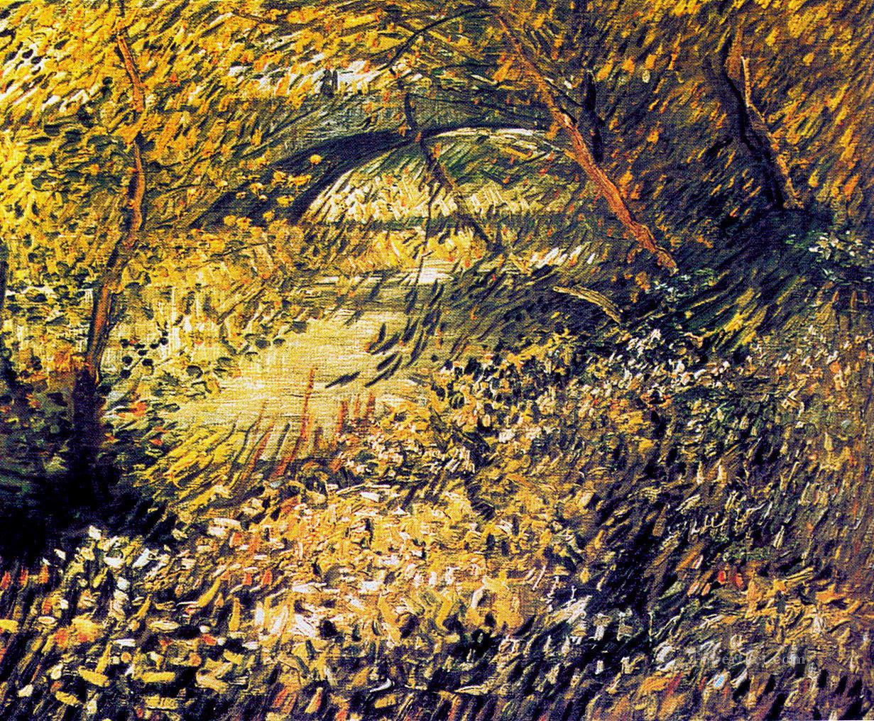 Banks of the Seine in the spring Vincent van Gogh Oil Paintings
