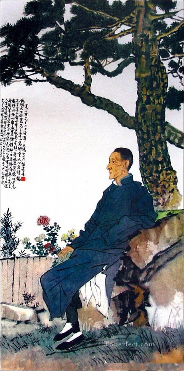 Xu Beihong 1 old China ink Oil Paintings