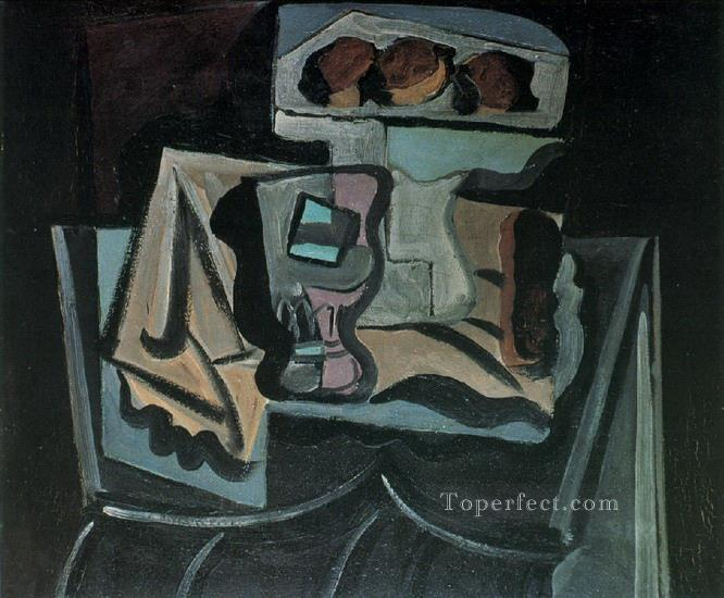 Nature morte 1 1919 Cubism Oil Paintings