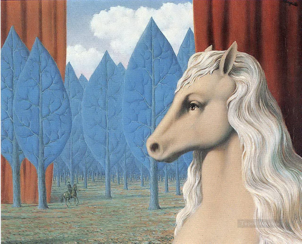 pure reason 1948 Surrealism Oil Paintings