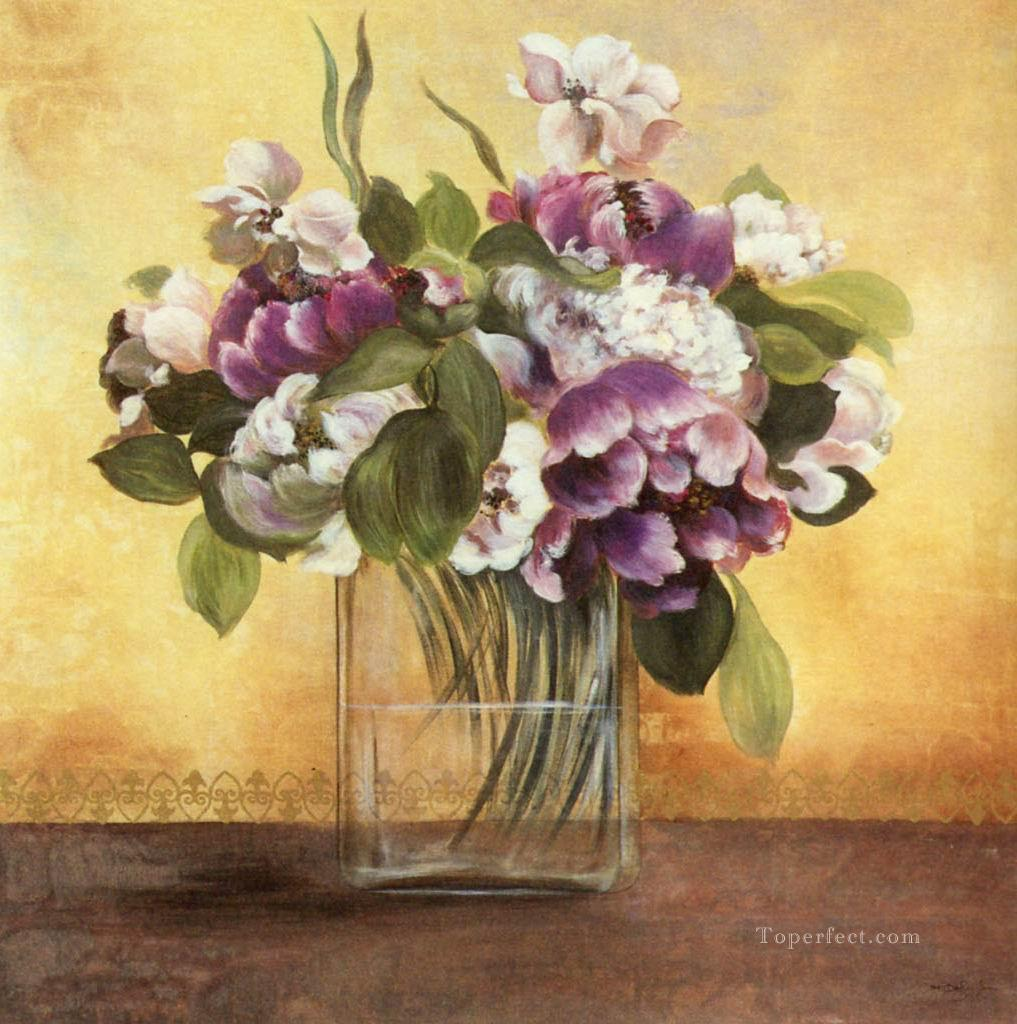 Adf082 flower decoration Oil Paintings