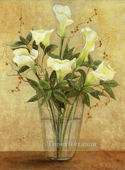 Adf189 decoration flowers Oil Paintings
