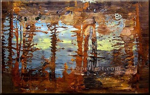 MSD017 Monet Style Decorative Oil Paintings