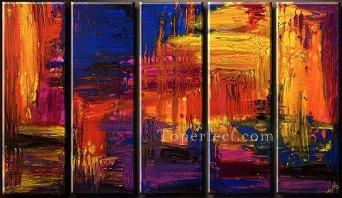 MSD033 Decorative Style of Monet Oil Paintings