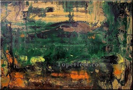 MSD034 Decorative Style of Monet Oil Paintings