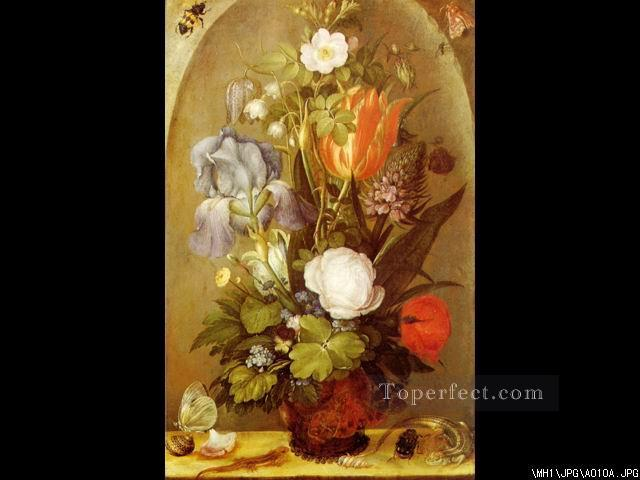 gdh012aE classic flower Oil Paintings