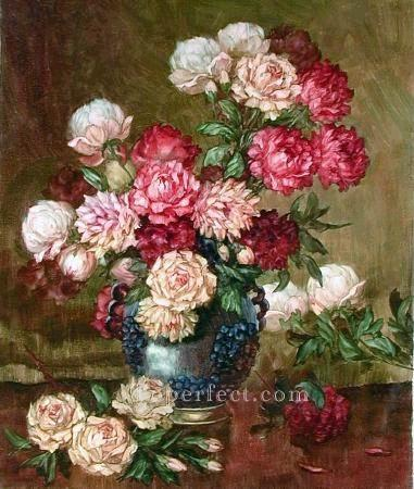 gdh023aE classic flower Oil Paintings