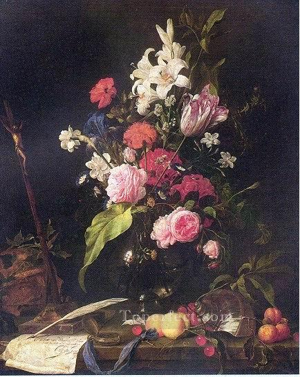 gdh040aE classic flower Oil Paintings