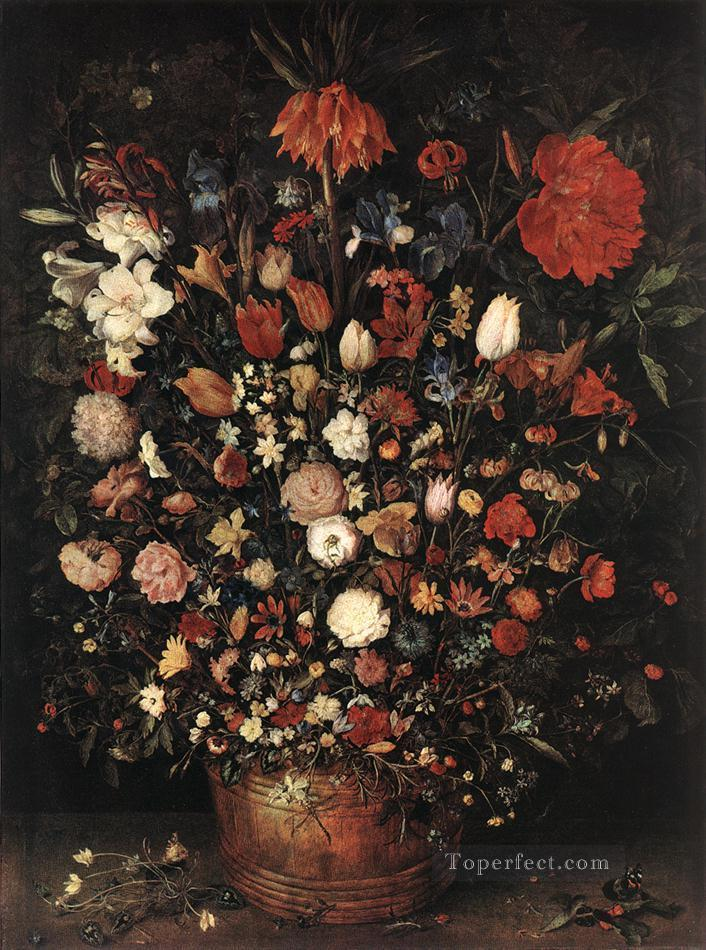 The Great Bouquet Jan Brueghel the Elder floral Oil Paintings