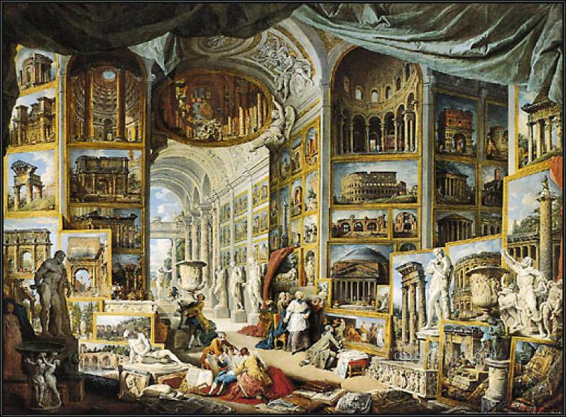 Gda007dD3 classical oil painting Rococo classic Rococo Oil Paintings