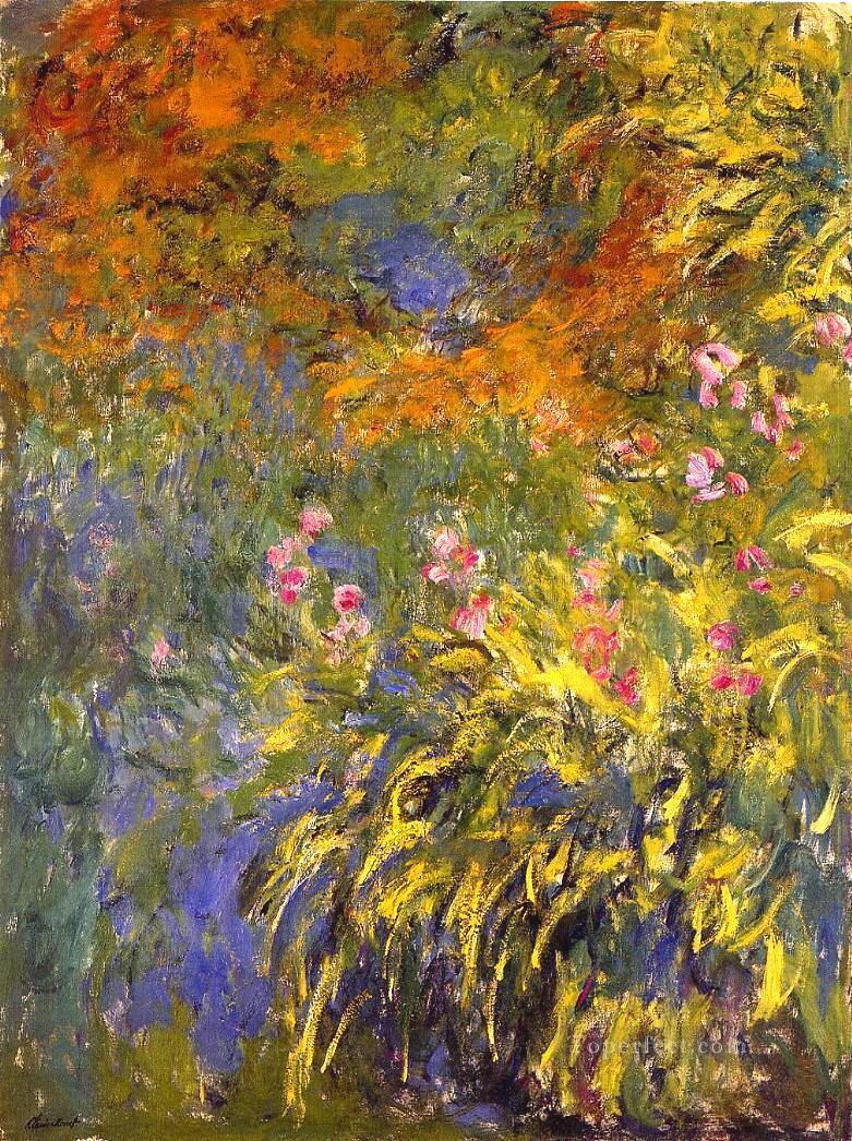 impressionism monet flowers - photo #7