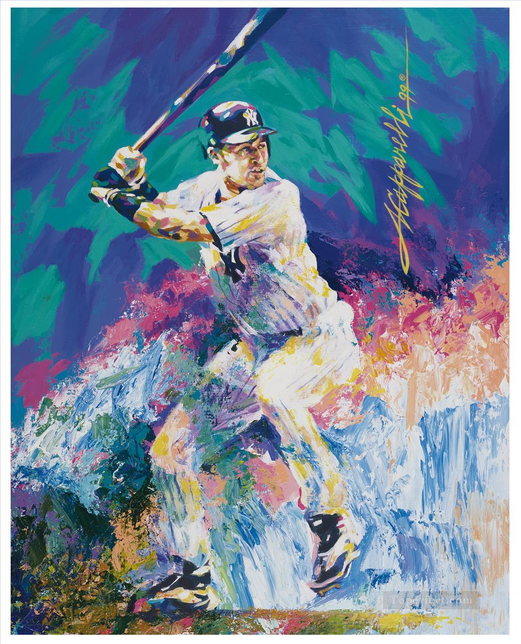 Jeter for Summit show impressionist Oil Paintings