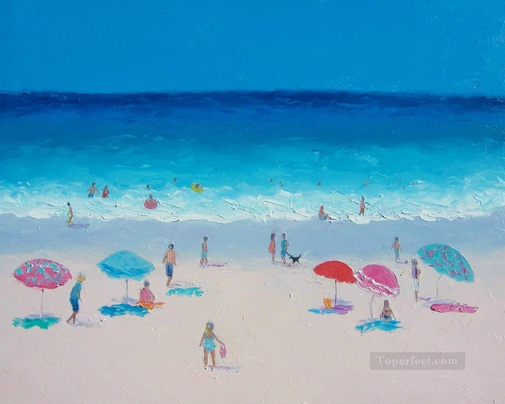 Hot Summers Day Oil Paintings