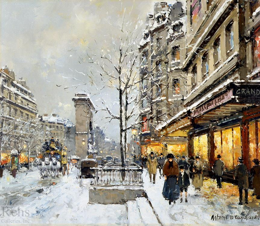 Antoine Blanchard Paintings For Sale