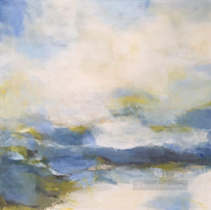 abstract seascape 037 Oil Paintings