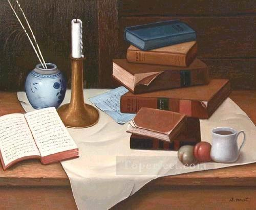 jw049aE classical still life Oil Paintings