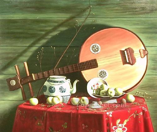 jw063aE classical still life Oil Paintings